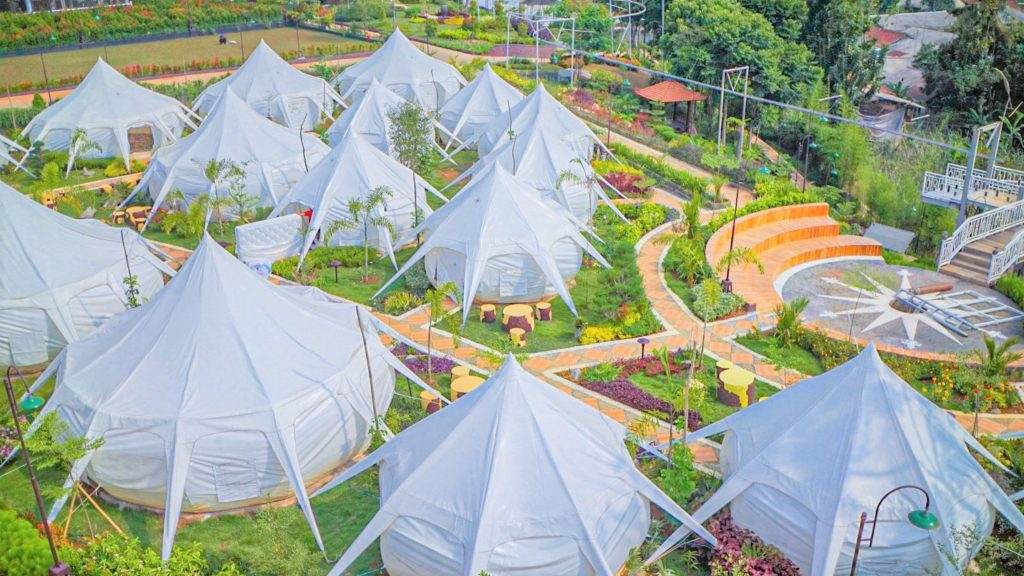 glamping chevilly resort and camp