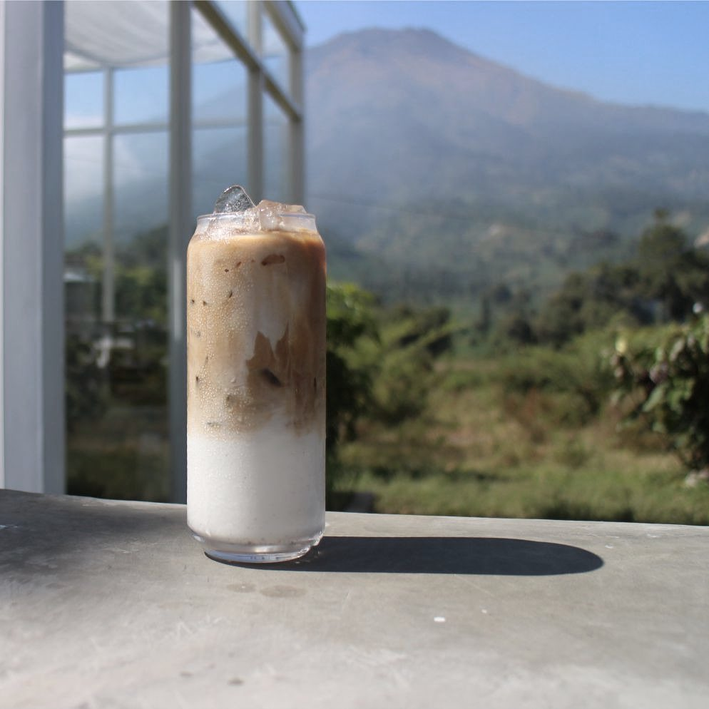 menu kaki bumi coffee temanggung