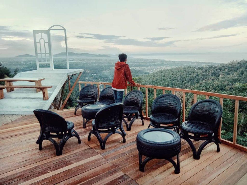 alamat taman langit lombok