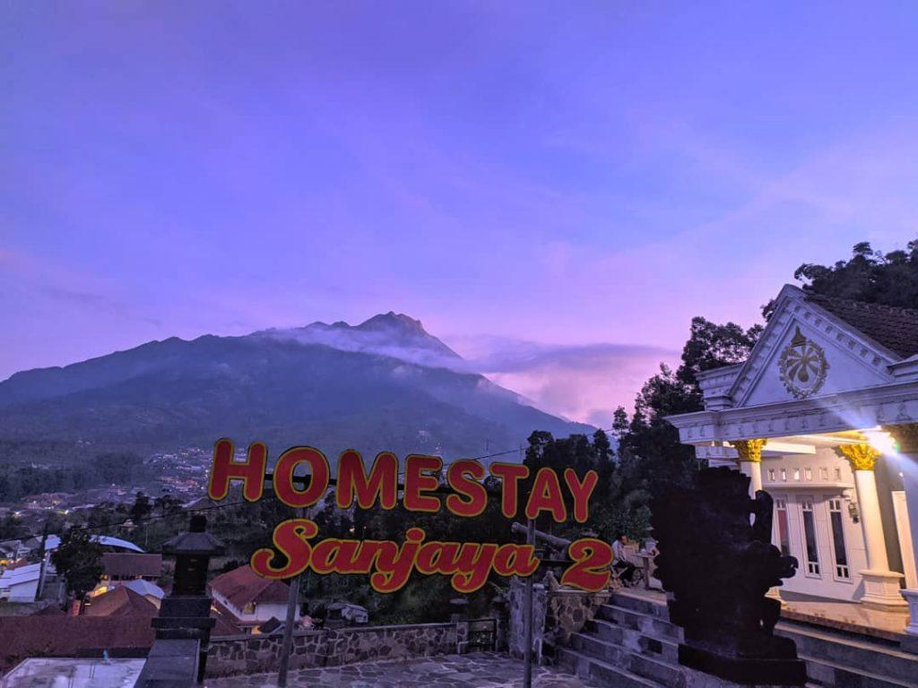 homestay sanjaya selo