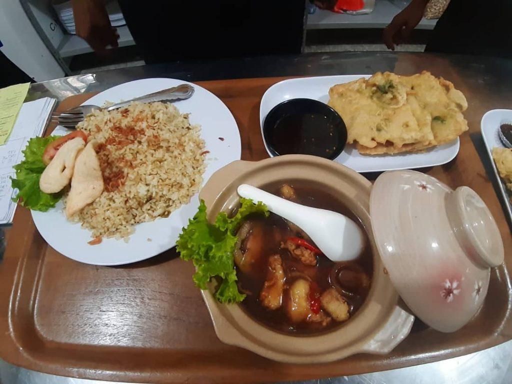 menu makanan di d'rojo valley kemuning