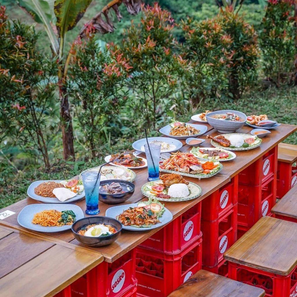 menu makanan warung plosok