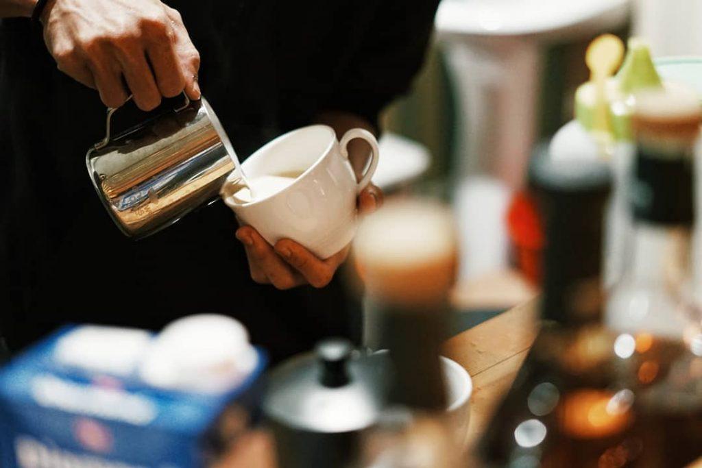 menu panorama cafe and resto