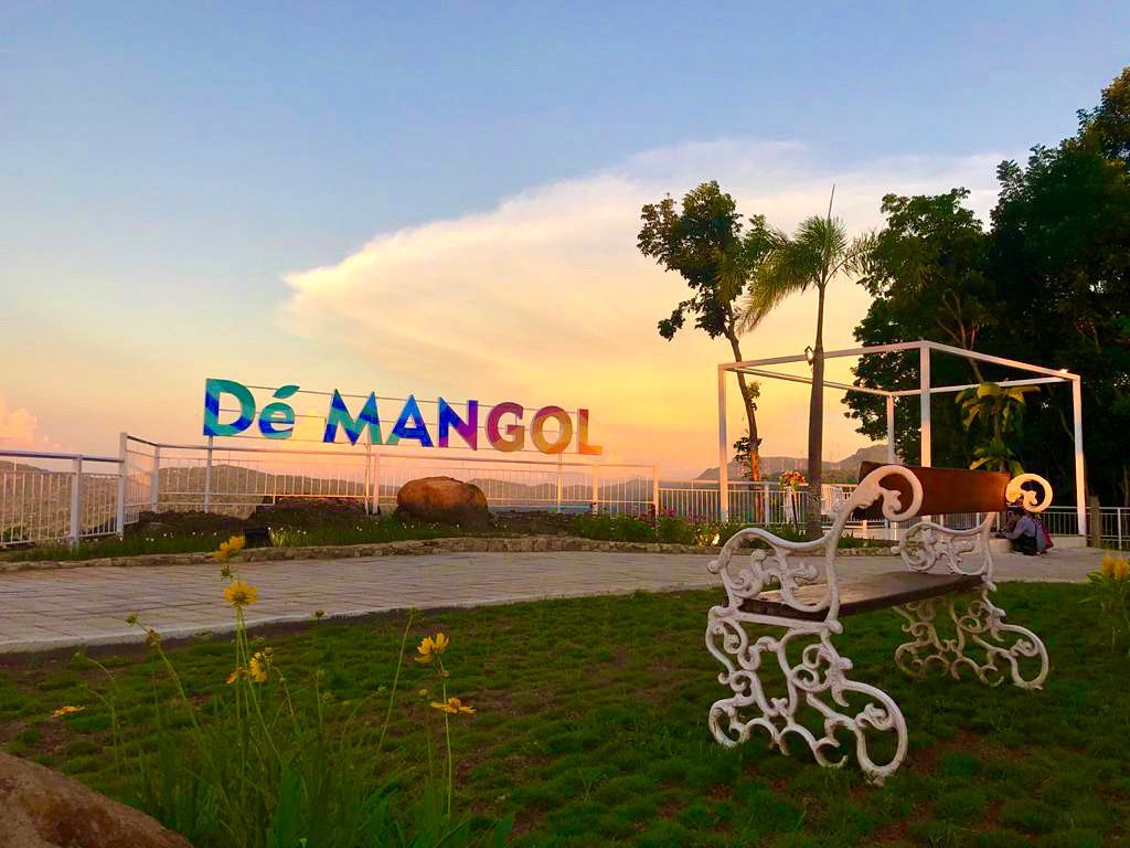 taman wisata de mangol