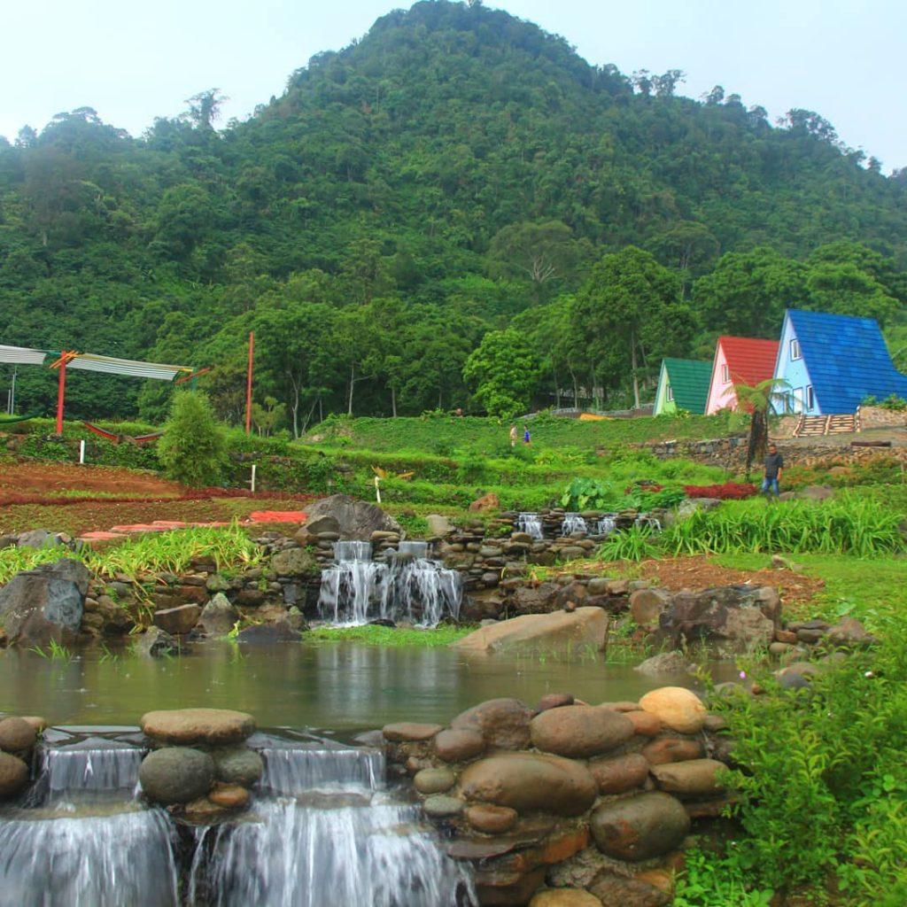 Lokasi Dan Harga Tiket Nirvana Valley Resort Sukamakmur