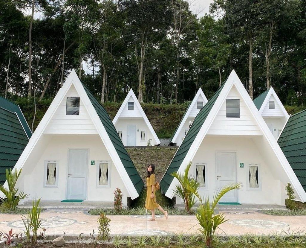 lokasi d kaliurang resort