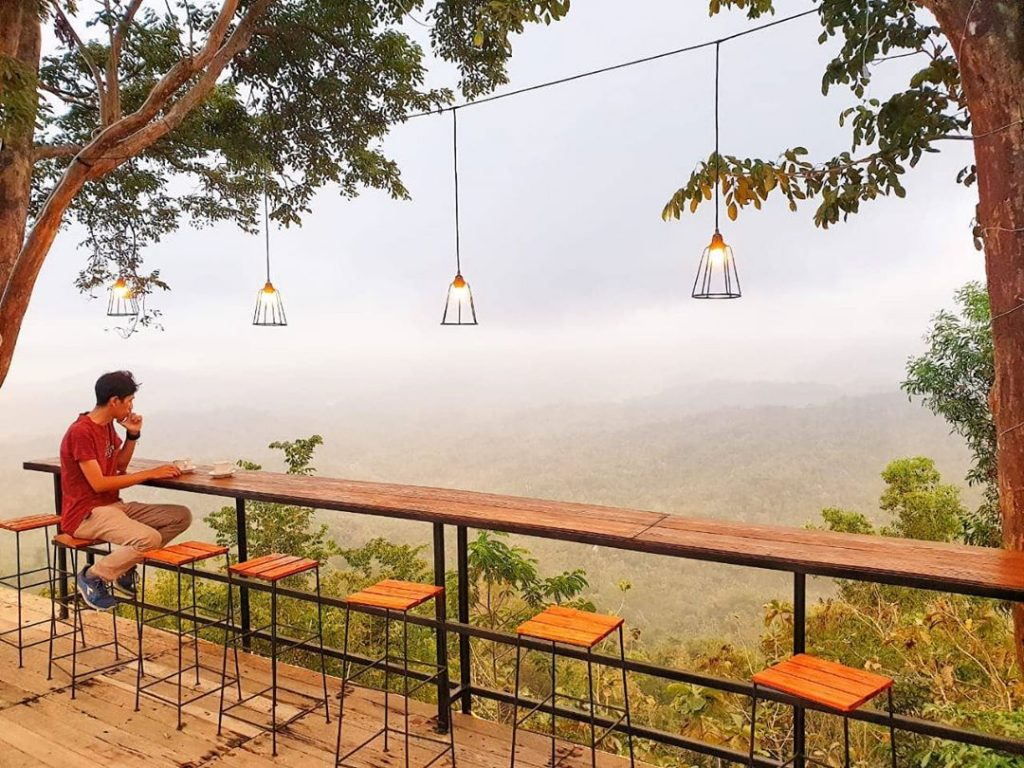 cafe di bukit pule payung