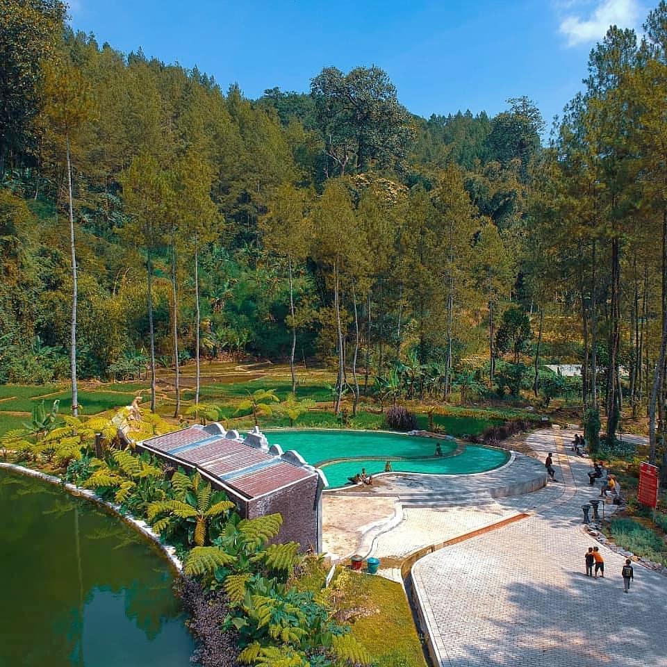 Jam Buka Dan Tiket Masuk Taman Kemesraan Pujon Malang
