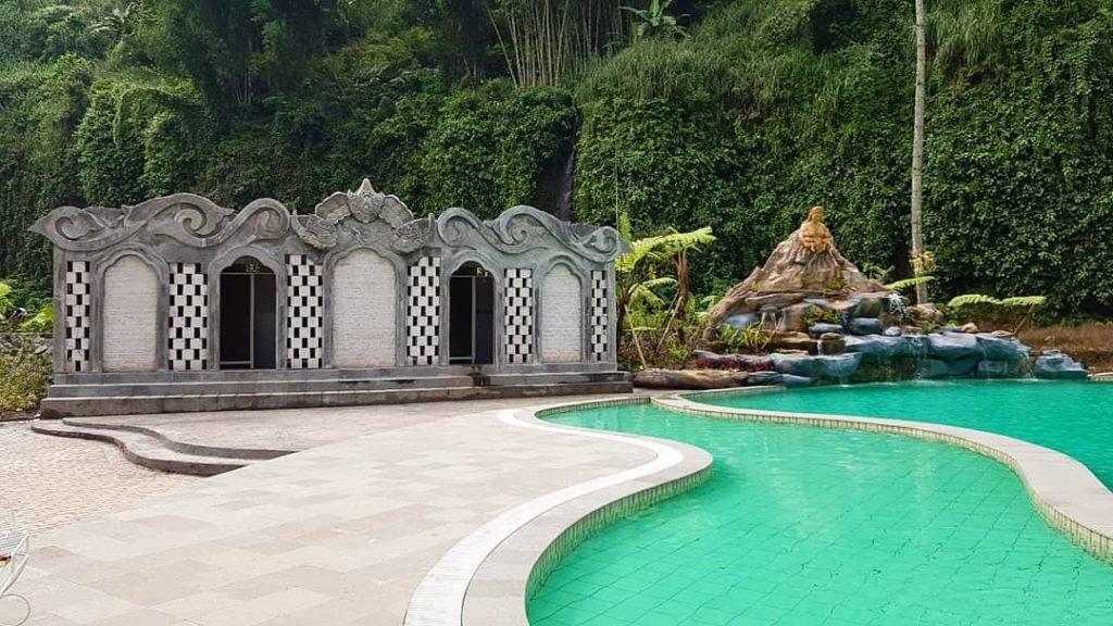 kolam yang instagramable