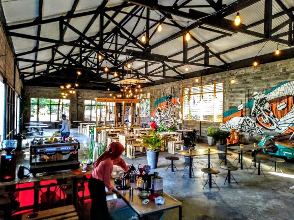 lokasi alas trawas cafe