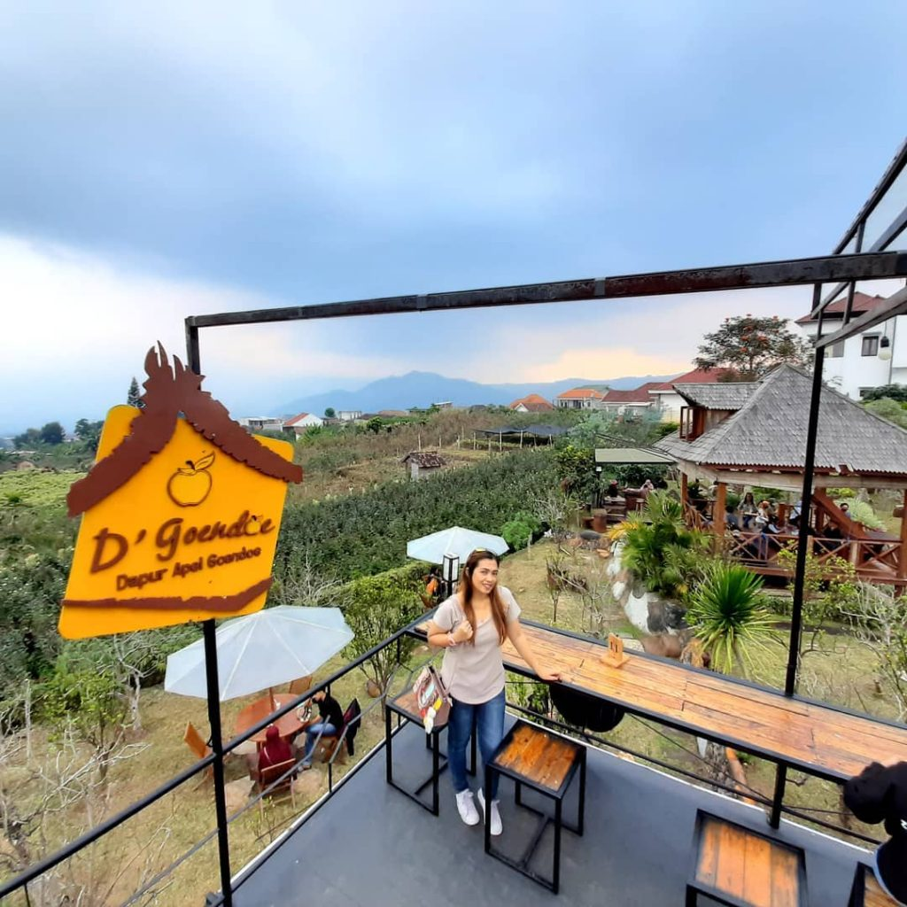 lokasi d'goendoe cafe