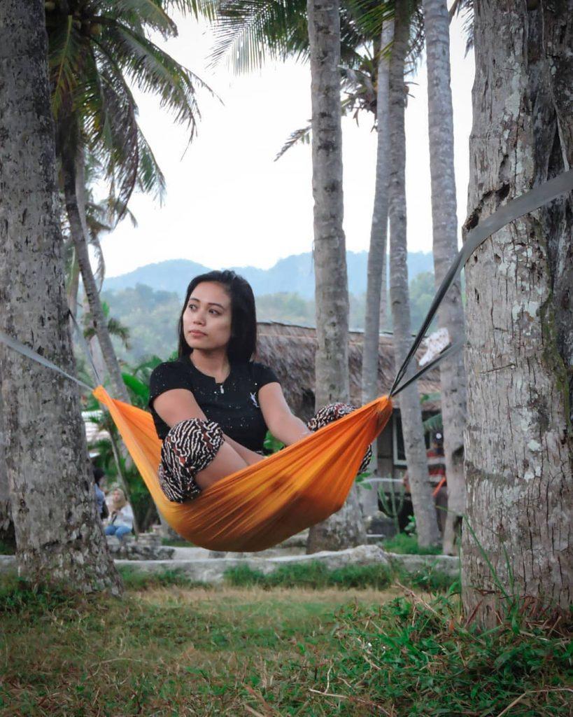 pasang hammock
