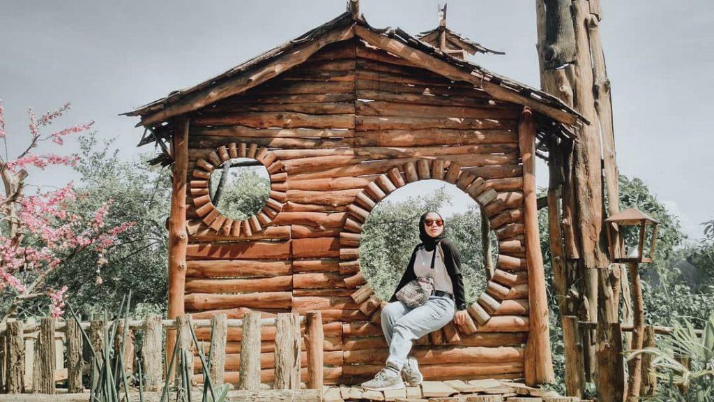 spot rumah kayu