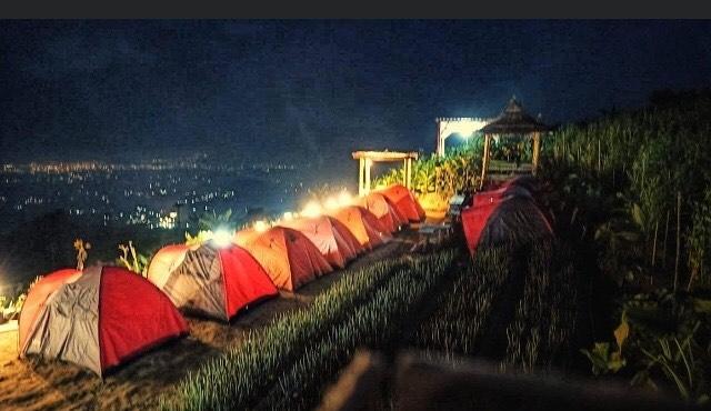 tempat camping di mangli magelang