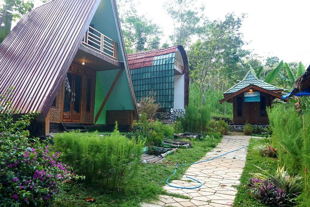 villa yang instagramable