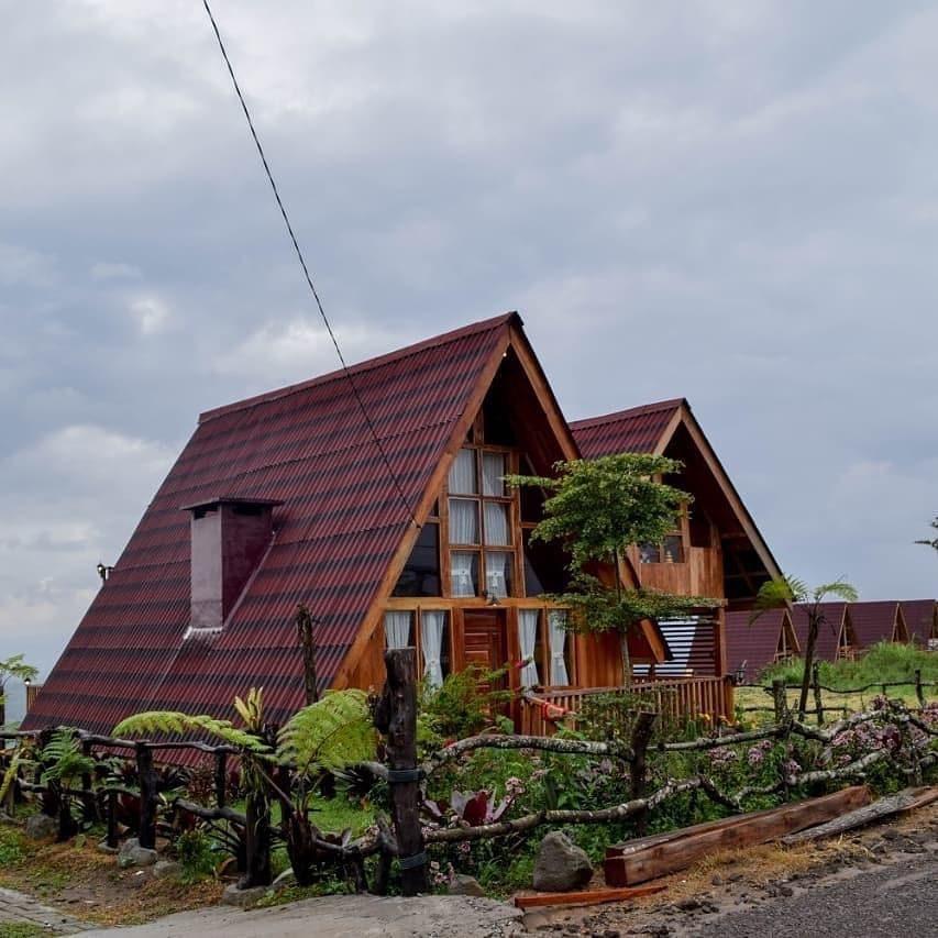 wisata hits di karo sumatera utara