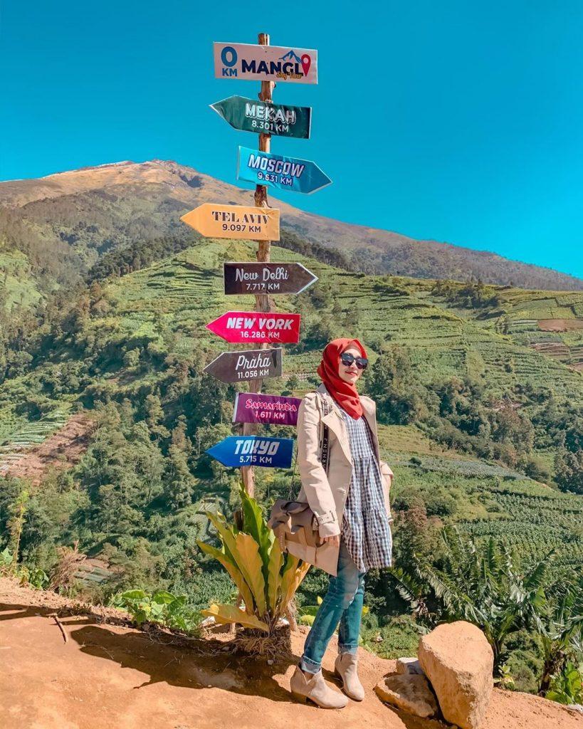 wisata instagramable di magelang