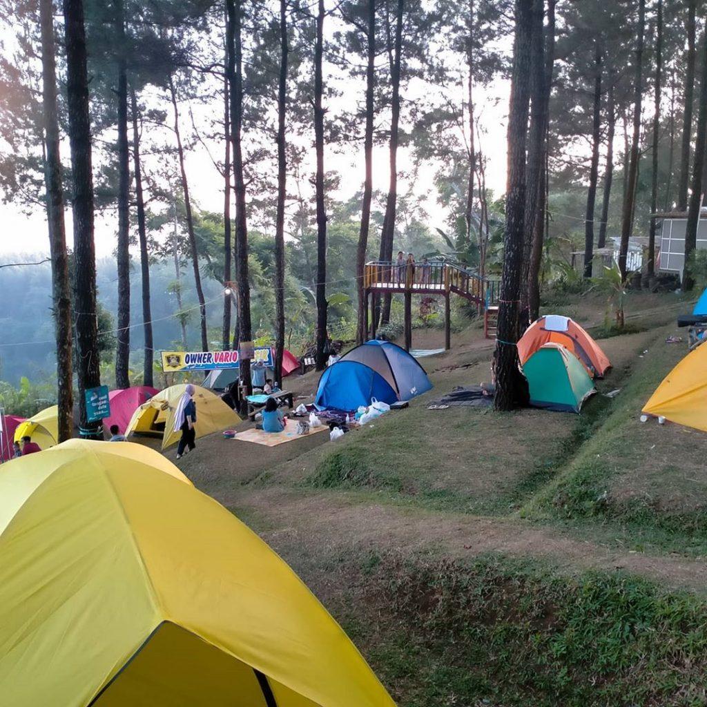 camping ground di trawas mojokerto