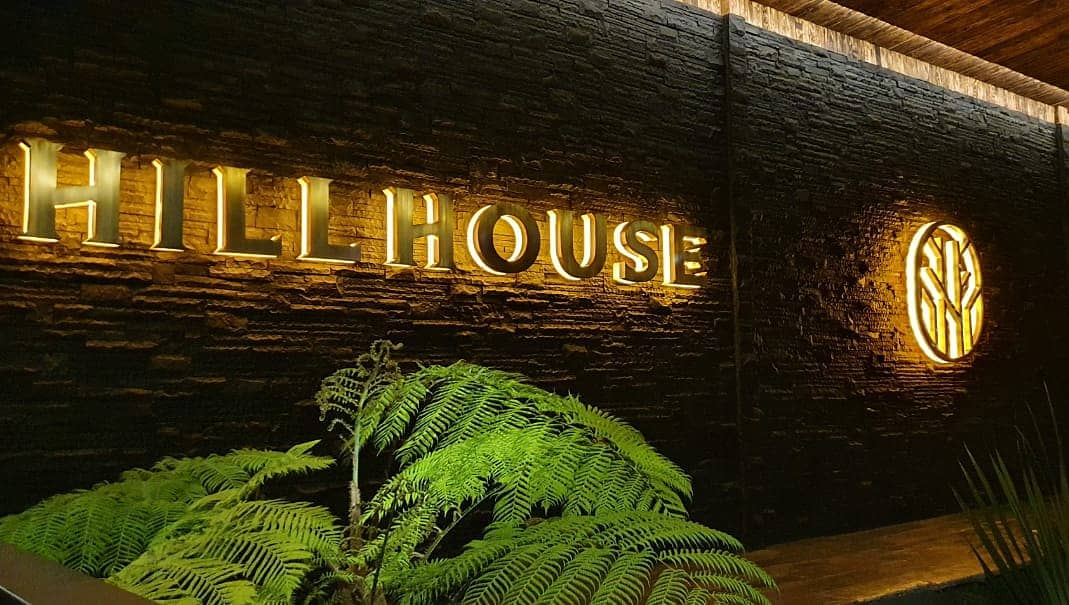 review hill house malang