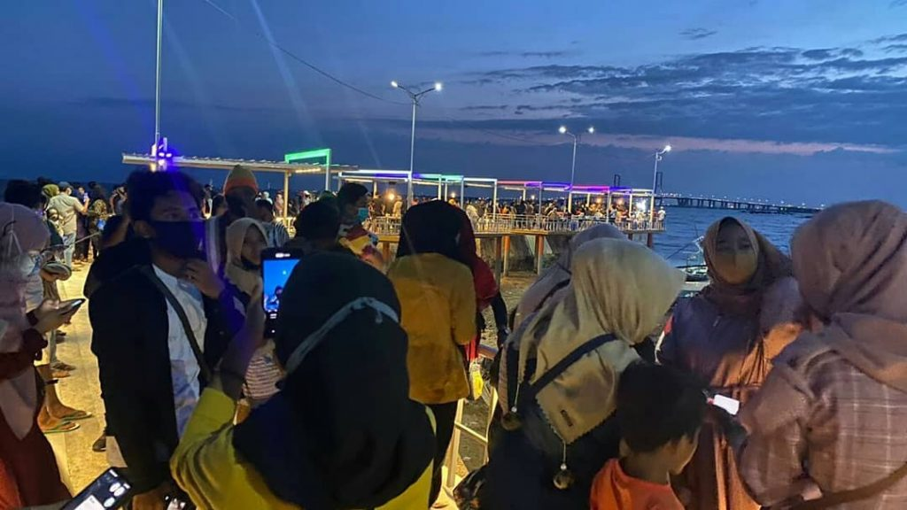 wisata terbaru di suramadu