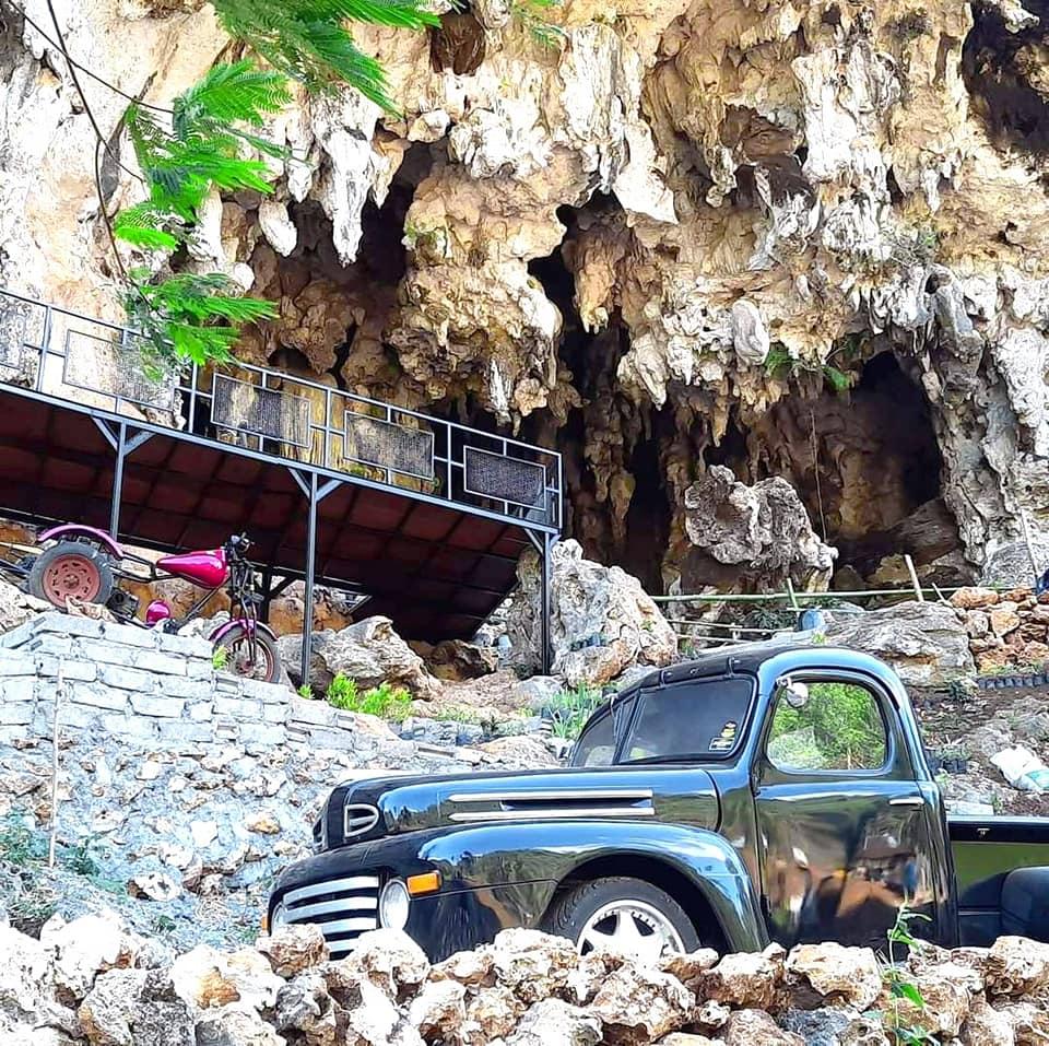 HTM d'karst auto cave gunung kidul