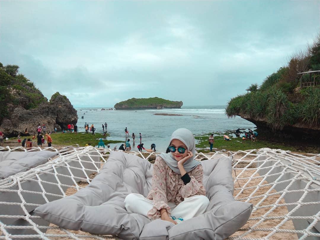 mermaid net bed