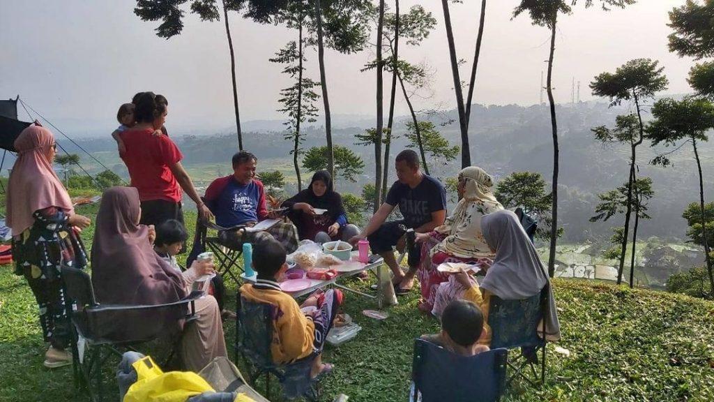 camping ground di pamijahan bogor