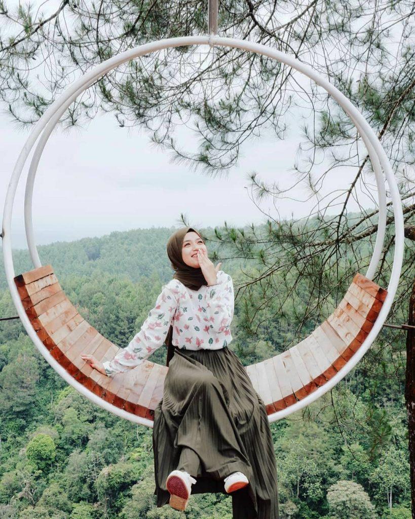 htm pineus forest view cilawu garut