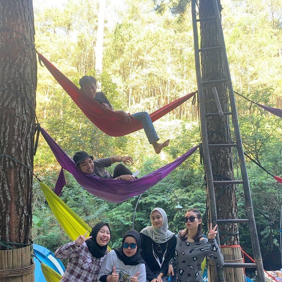 hammocking