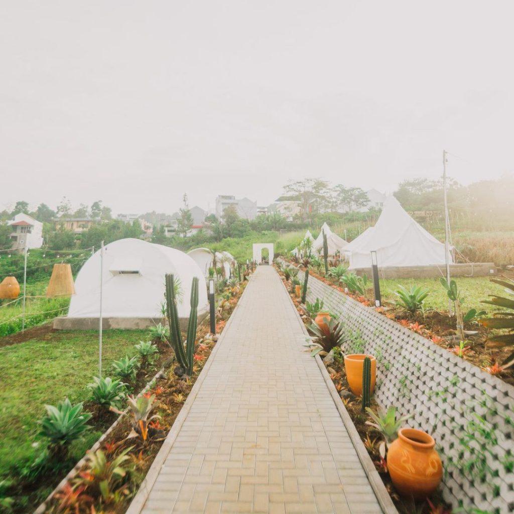 hotel kamping