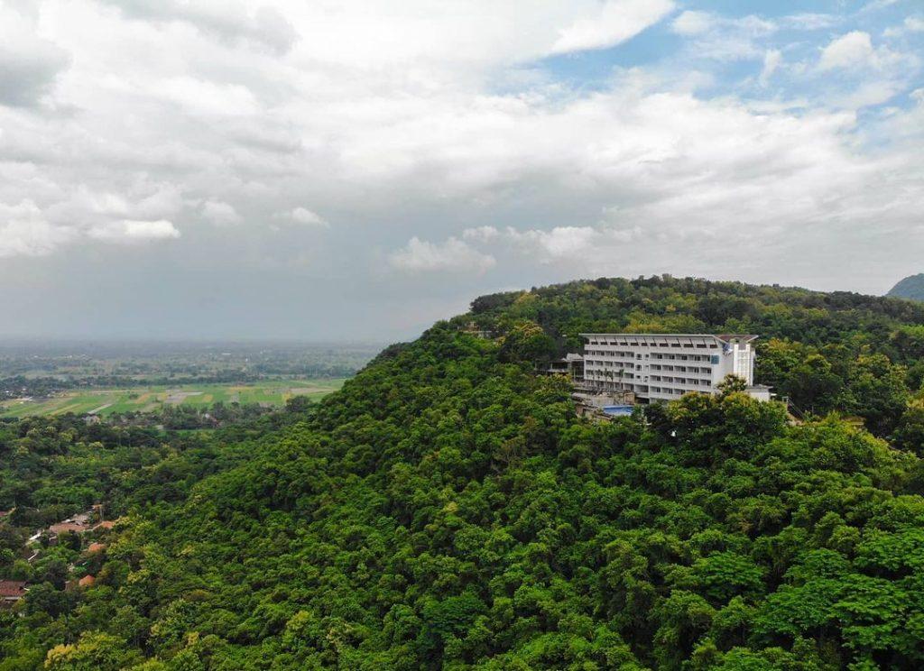 lokasi hotel amaranta prambanan