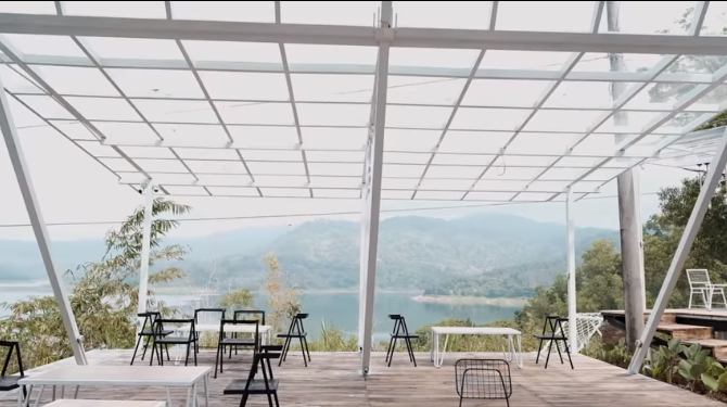 cafe aesthetic di tulungagung viral