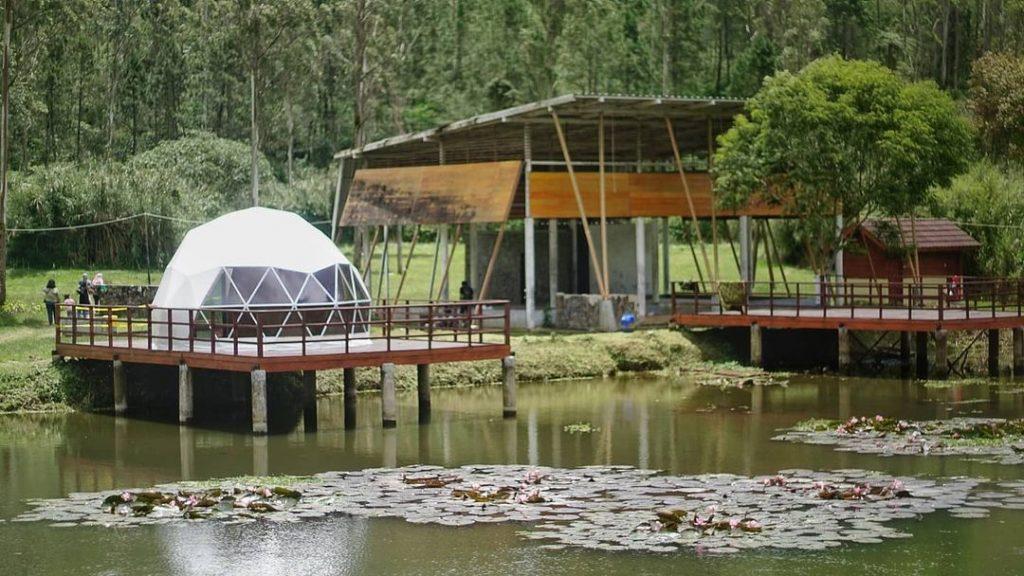 harga igloo camp ranca upas