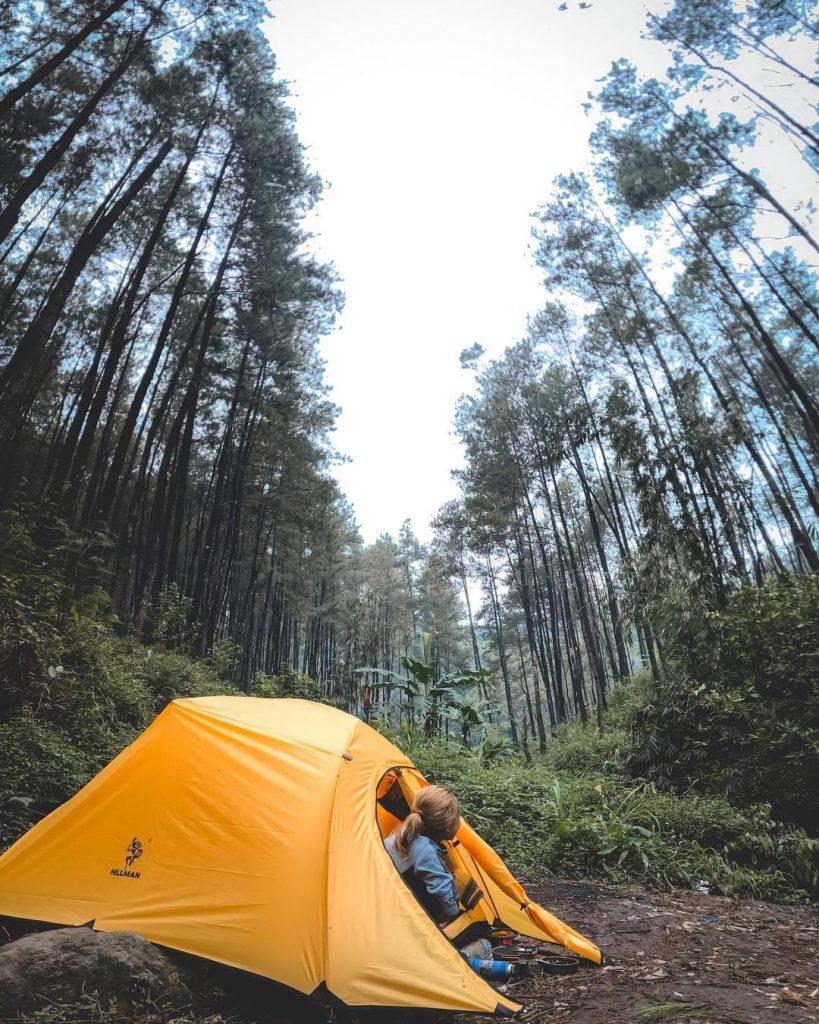 tempat camping di pacet mojokerto